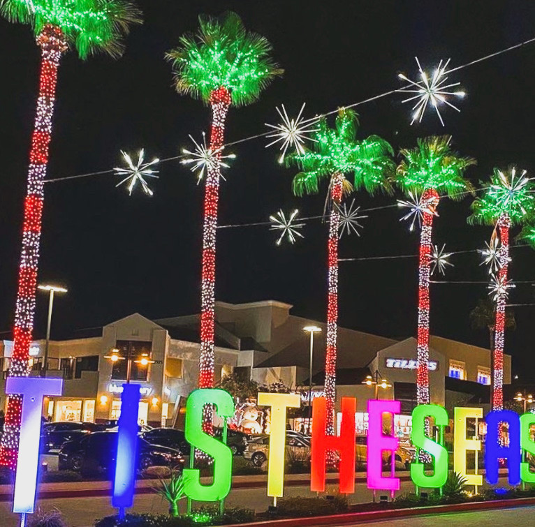 Del Mar Highlands Christmas Displays Walk Through Lights Best Top Holiday Christmas events activities list guide for families kids are still happening in San Diego December 2020 what to do this year