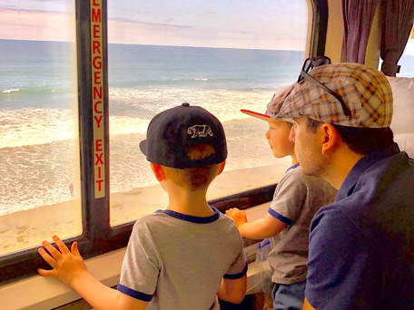 Ridin' the Rails: Old Town to Oceanside