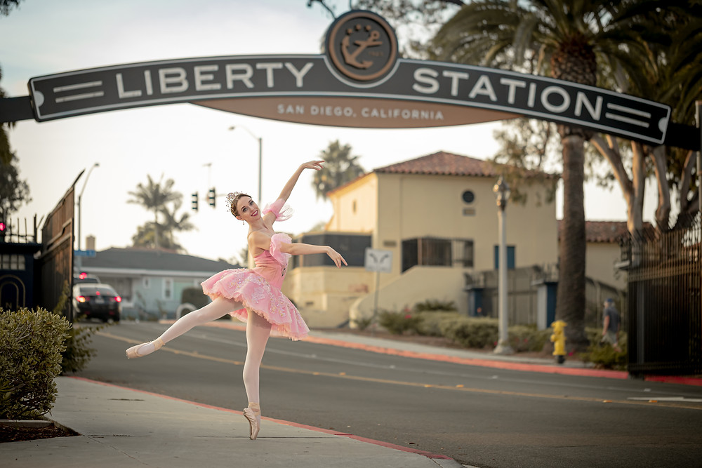 Liberty Station Drive in nutcracker live stage show ballet Pt. Loma Point Loma Best Top Holiday Christmas events activities list guide for families kids are still happening in San Diego December 2020 what to do this year