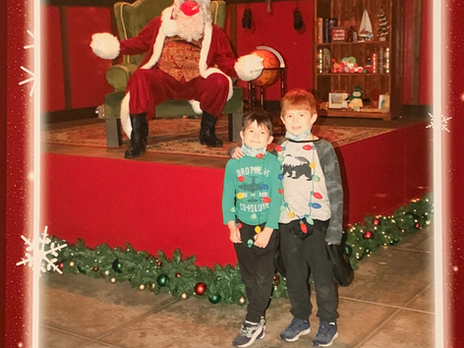 "Say ""Ho Ho Ho!"" - Where to Find Santa Photos in San Diego (2020)"