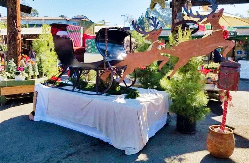 Where To Mail Letters To Santa's Mailbox Encinitas Sunshine Gardens Best Top Holiday Christmas events activities list guide for families kids are still happening in San Diego December 2020 what to do this year