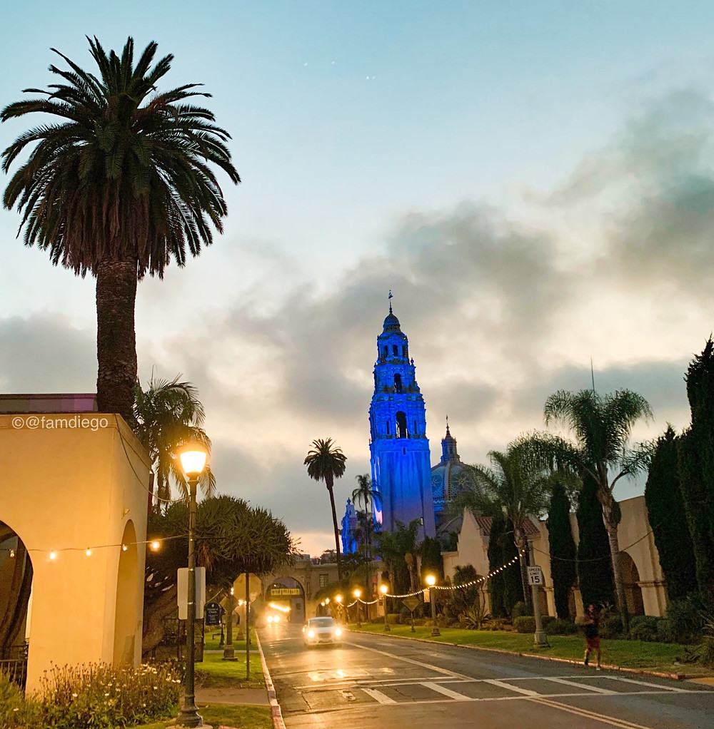 Balboa Park Taste of December Nights Best Top Holiday Christmas events activities list guide for families kids are still happening in San Diego December 2020 what to do this year