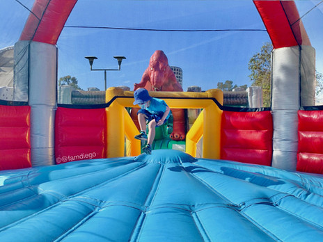 Inflatable World - Mission Valley