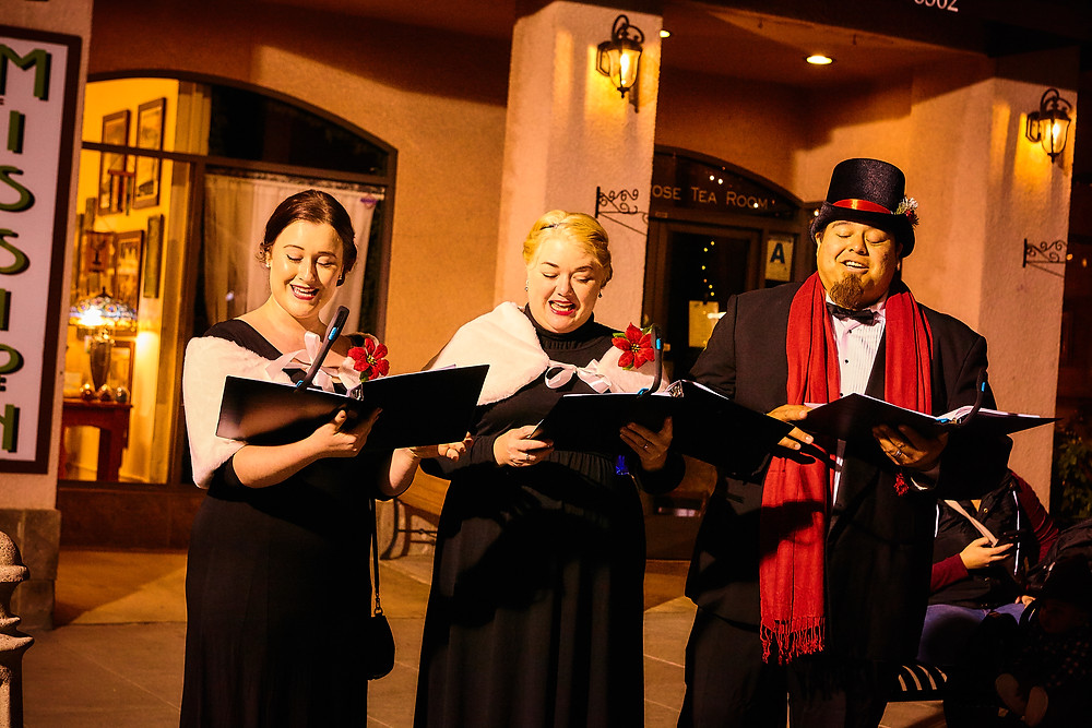 La Mesa Village Holidays Best Top Holiday Christmas events activities list guide for families kids are still happening in San Diego December 2020 what to do this year