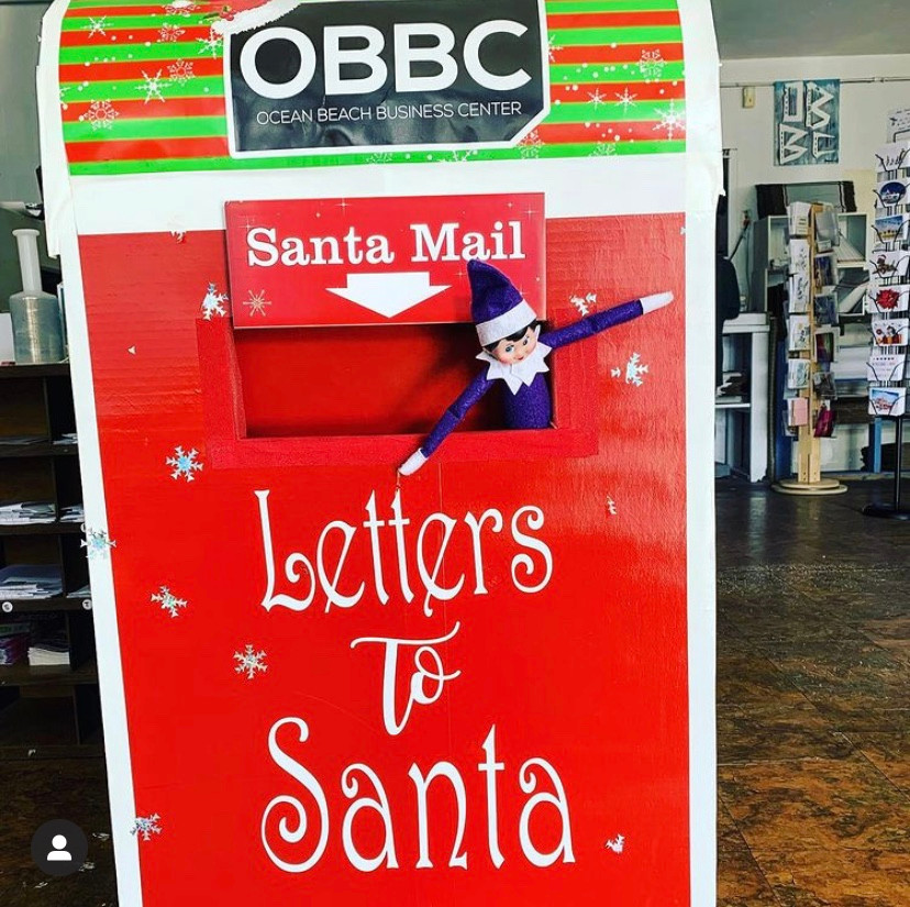 Where To Mail Letters To Santa Ocean Beach Best Top Holiday Christmas events activities list guide for families kids are still happening in San Diego December 2020 what to do this year