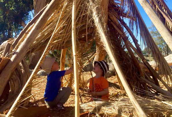 A Secret Playground: Nature Exploration Park