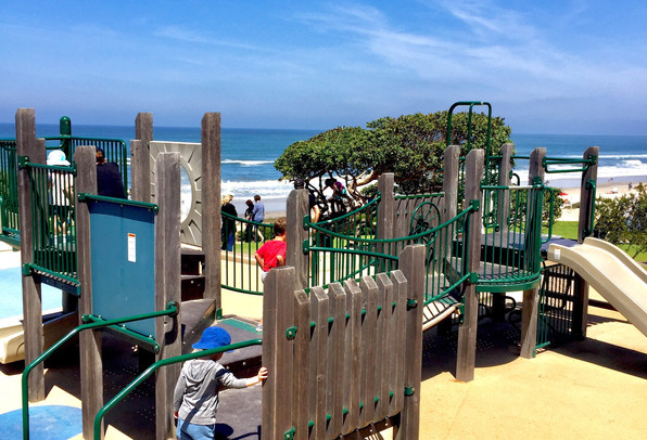 Best Beachside Playgrounds in San Diego