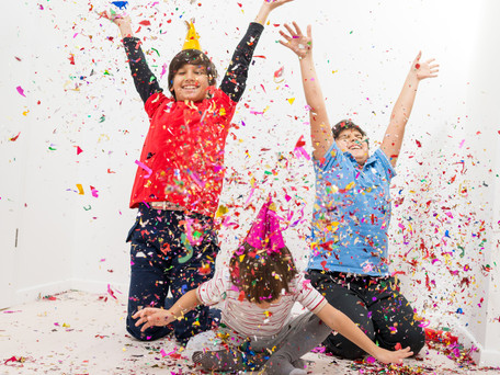 New Year's Fun for Kids in San Diego!