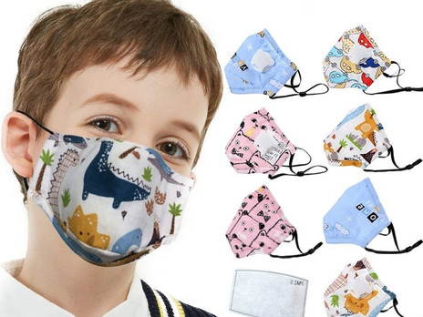 Cover Up! Where to Get Kids Face Masks in San Diego