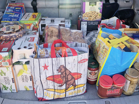 What Grocery Stores Have Pick-Up and Delivery in San Diego