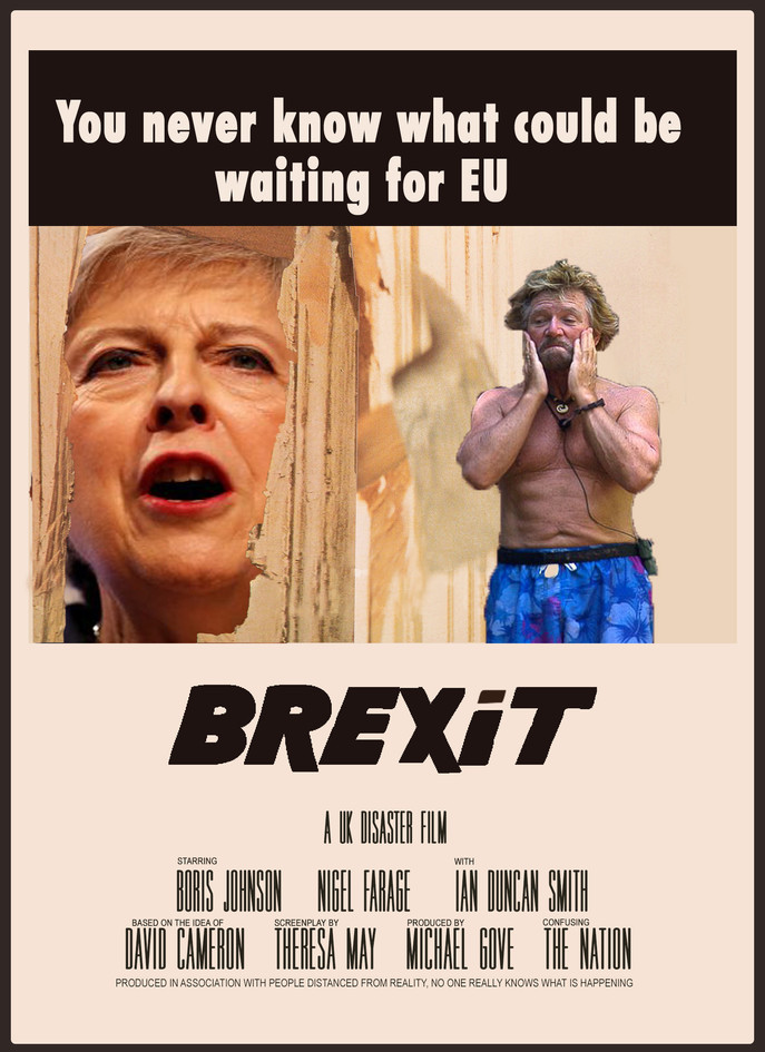 Brexit unknown (2019)