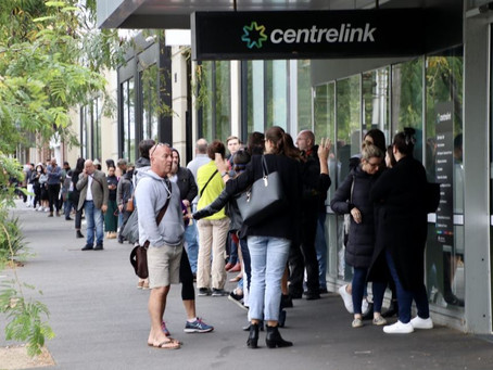 Reserve Bank of Australia expects Gross Domestic Product to be Subdued through September