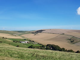 South Downs walk and talk coaching session