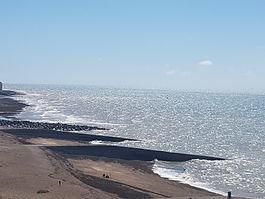 Saltdean Beach walk and talk coaching sessions