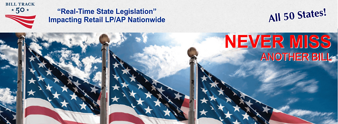Track legislation affecting Retail LP and AP Nationwide