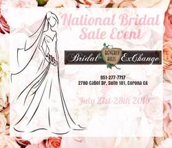 National Bridal Sale