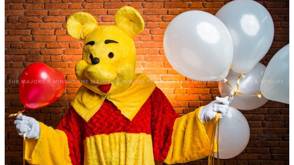 Mr.Pooh
