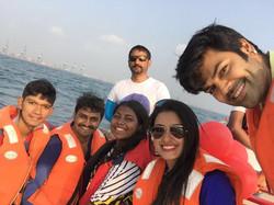 Ganesh Venkatraman B'day Surprise