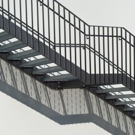 Treppen, Geländer und Handläufe