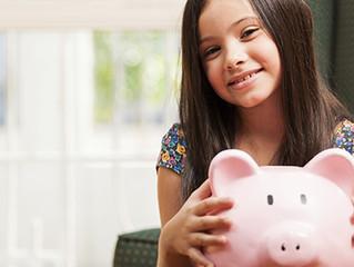 5 dicas para ajudar seus filhos a controlarem os gastos