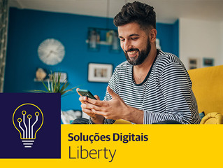 Conheça o Aviso de Sinistro Web, a nova opção da Liberty