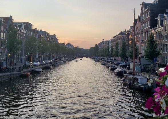 Canal Herengracht, Amsterdam, Países Bajos