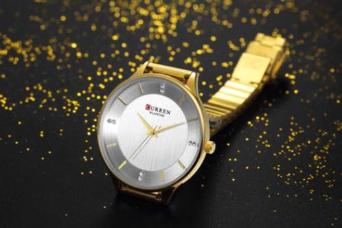 Ornate Curren Women's Watch G