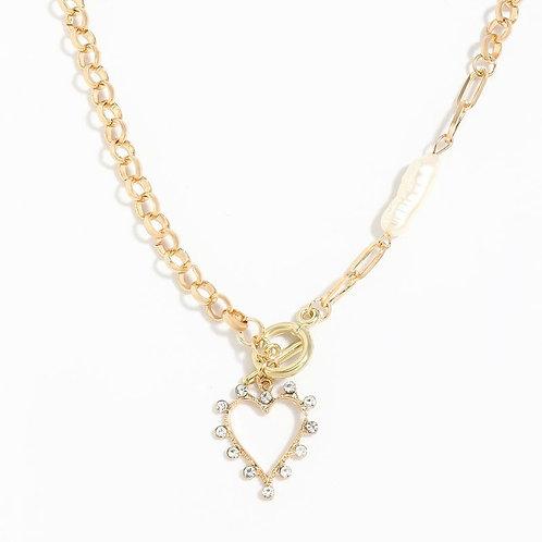 Pearl, Love, & Diamond
