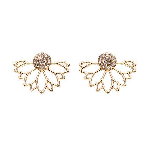 Lotus Shaped Flower Diamond
