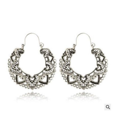 Fashion Earring (2714-alloy) 3S