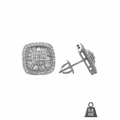 Sterling Silver Earrings S