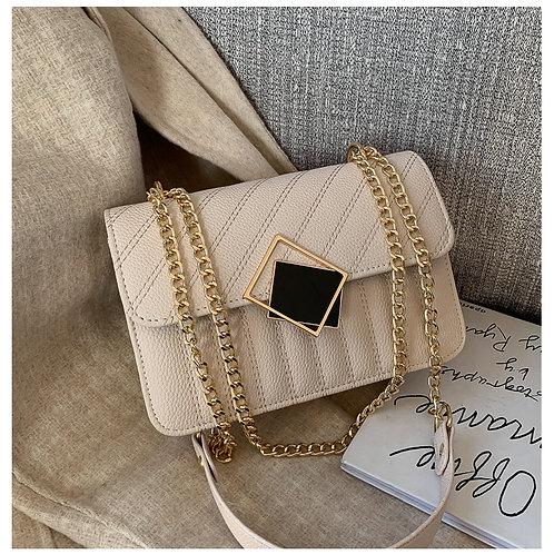 Messenger Small Square Bag WT
