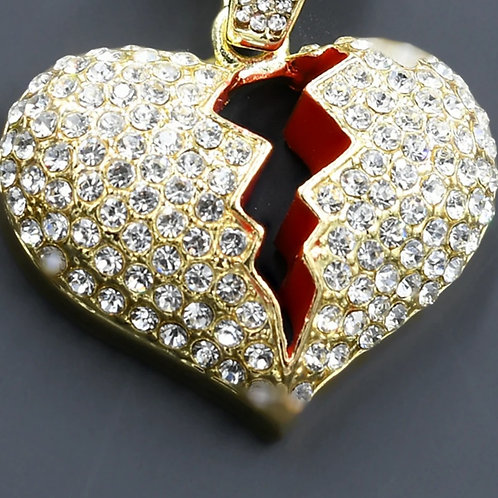 Heart Chain and Charm G