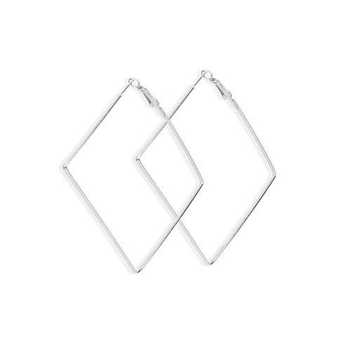Alloy Geometric Earrings 1S