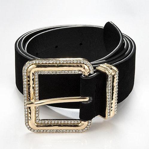 White Diamond Waist Belt G