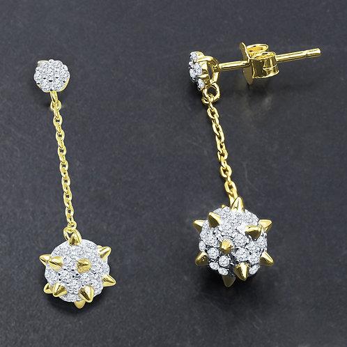 Vasty Silver Earrings G