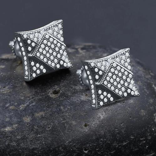 Rococo Screw Back Earrings S