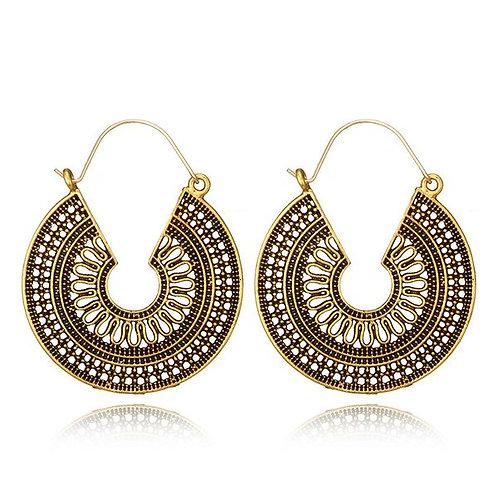 Fashion Earring (2714-alloy) 7G
