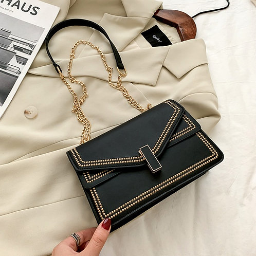 Casual Fashion One Shoulder Messenger Bag B