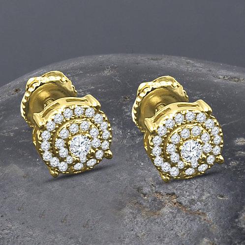 Virtuosity Silver Earrings G
