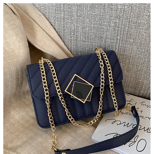 Messenger Small Square Bag BU