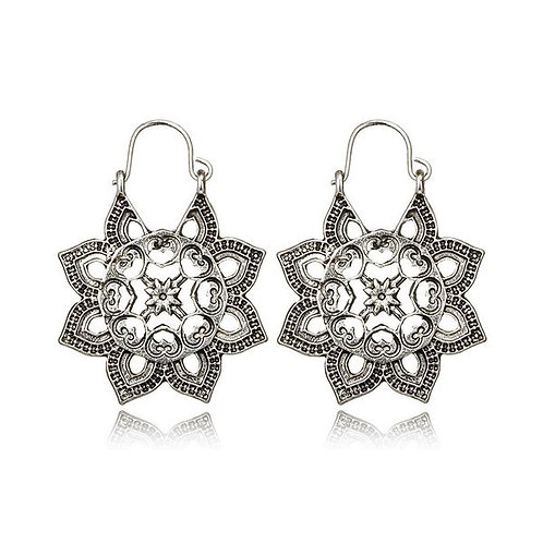 Fashion Earring (2714-alloy) 4S