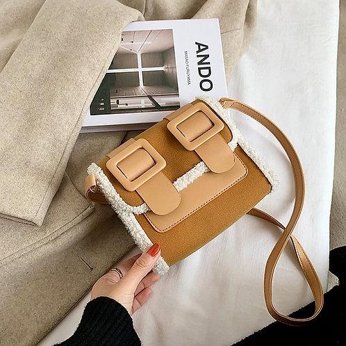Fashion Small Square Bag C