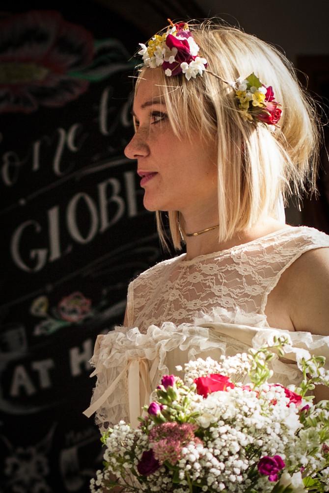 Wedding photography, Hay-on-Wye