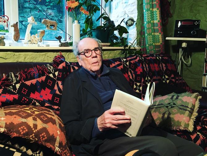 At home with David Hurn