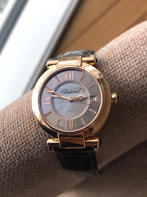 Chopard  Ref 384822-5005 full set