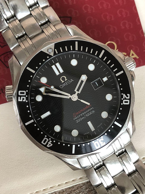 Omega  Ref 212.30.41.61.01.001 with papers