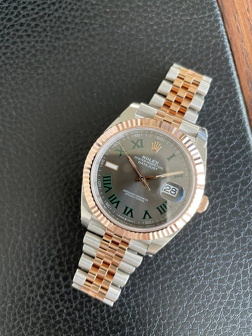 Rolex Ref 126331 with papers