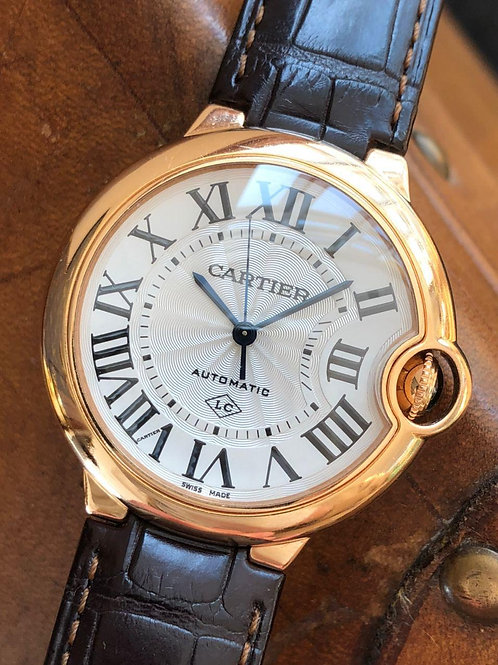 Cartier  Ref 3927 with box
