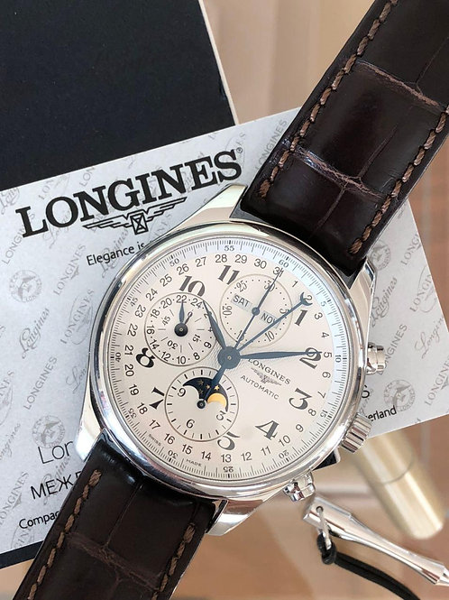 Longines Ref L2.773.4 full set
